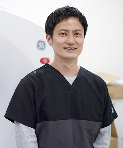 画像診断本部長 伊藤泰毅(獣医師)