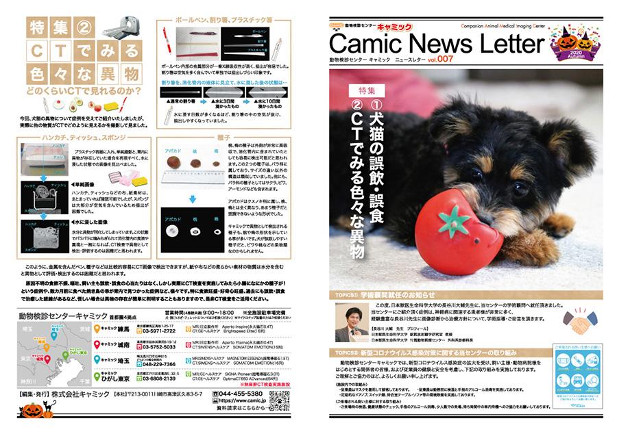 ニュースレター発行のご案内(2020年10月号 )